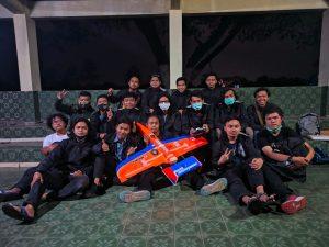 Tim Aerokreasi Fakultas Teknik UB Juara Harapan 1 KRTI 2020